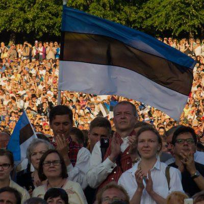 The Estonia Song Festival: Cultural Immersion in Tartu