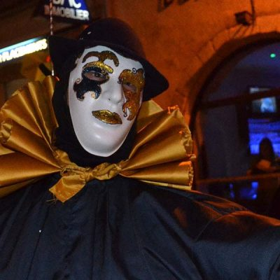 A Carnival Festival in Occitanie: Mardi Gras Costumes & Customs of Limoux France