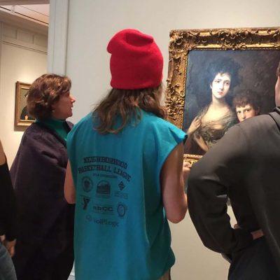 Ronna Tulgan Ostheimer of Clark Art Institute on RAISE Program