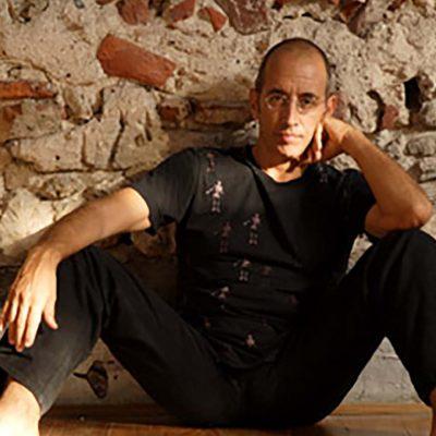 "Alvaro Restrepo, Founder of ""The School of the Body"" in Cartagena, Colombia"