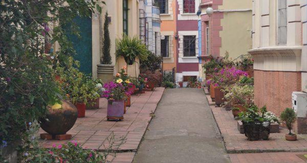 The Alluring Contradictions of Bogota's La Candelaria Neighborhood