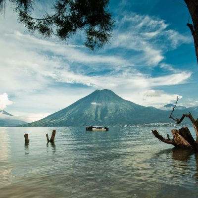 What do at Lake Atitlan, Spectacular Guatemalan Destination