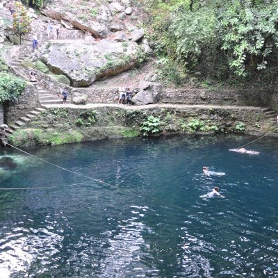 Travel Insiders Yucatan Itinerary: Playa del Carmen 5th Avenue, Grand Cenote, Valladolid Cenotes & Chichen Itza Tour