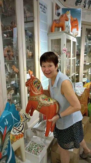 Dalahast Horse
