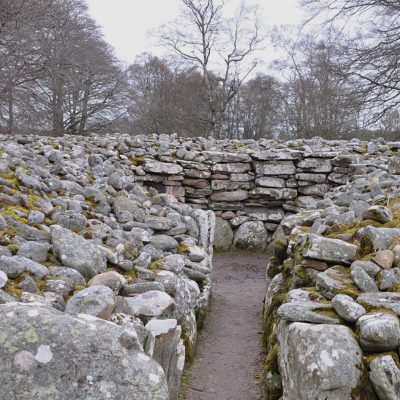 Clava Cairns, Scotland & Grey Cairns of Camster: The Past Speaks
