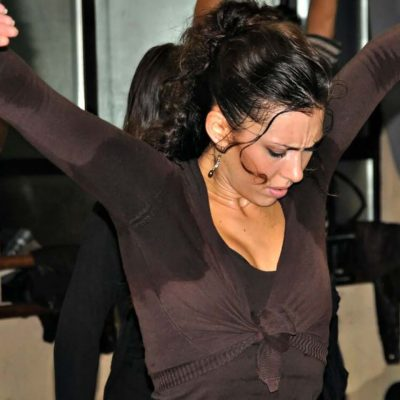 Flamenco: Madrid's Amor de Dios Studio