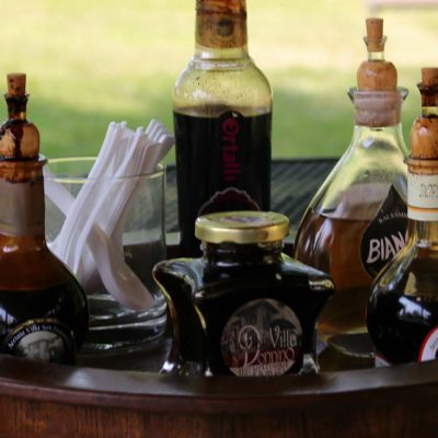Davide Lonardi on traditional balsamic vinegar in Modena, Italy
