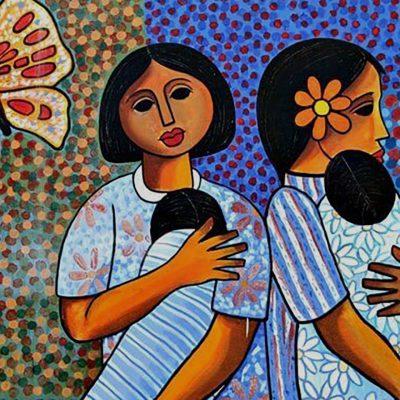 The Murals of Hermanas Mirabel in the Dominican Republic