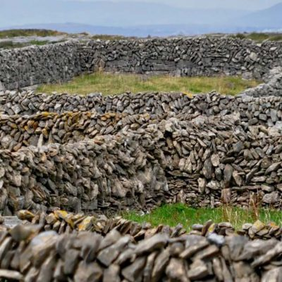 Aran Islands' Inis Mor