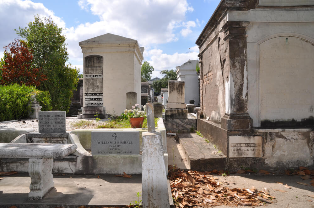 Lafayette Cemetery No. 1 New Orleans