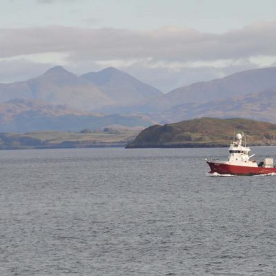 Life on the Waters of Mull, Scotland – with Skipper Iain Morrison