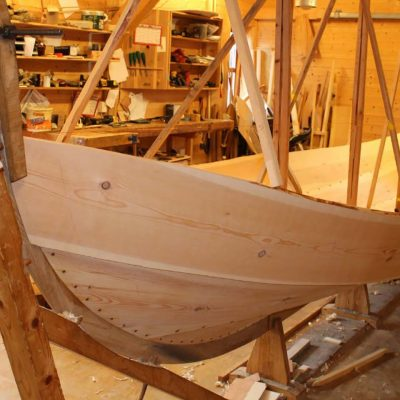 Åsmund Lien on Oselvar boat-building tradition of Os, Norway