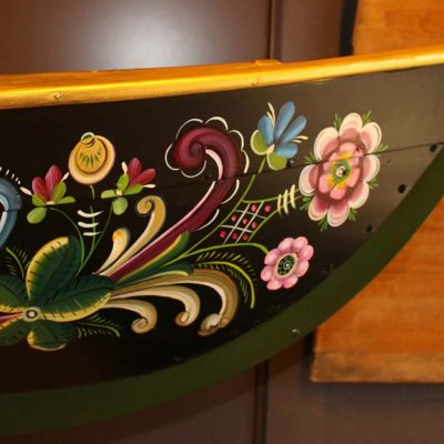Decorative Folk Art Painting: Discovering the Norwegian Rosemaling Tradition with Torunn Rød Farsund