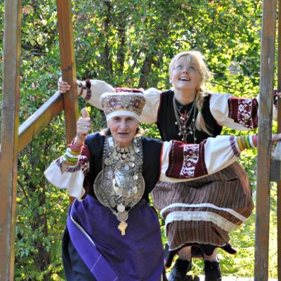 Songs of the Seto, Estonia & the Cycle of Life
