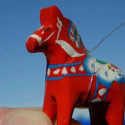 "The ""Dalahäst"" or Swedish Dala Horse and Swedish Identity"