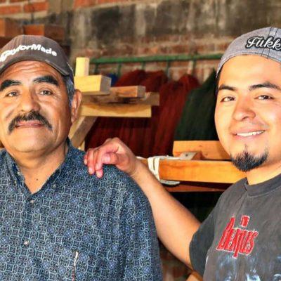 Zapotec Weavers of Santa Ana del Valle in Oaxaca