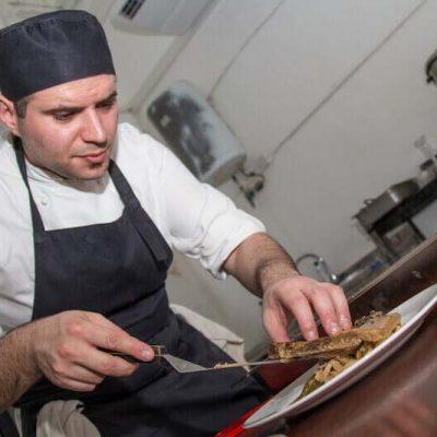 Meet Maltese Chef Josef Baldacchino on Malta's Cuisine