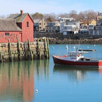 Motif Number 1: Rockport's Heart & Soul