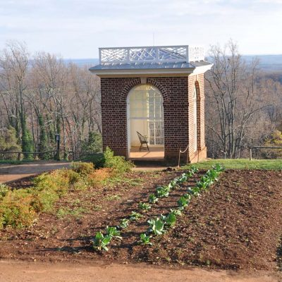 Thomas Jefferson's Garden Retreat: Monticello's Garden Pavilion