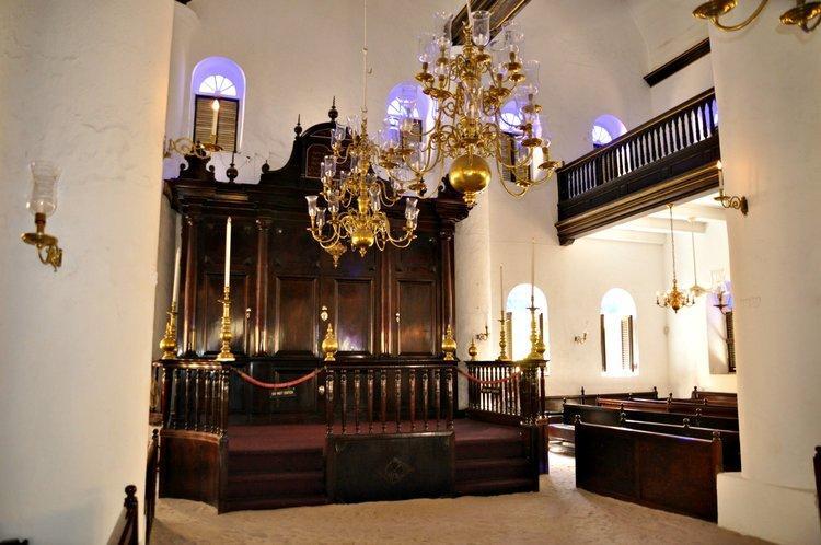 Curacao Synagogue Mikve Israel-Emanuel