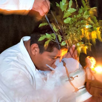 Mayan Healing with Jose Santos Tamay: I Recognize in you my Other I