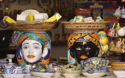 Caltagirone Ceramics