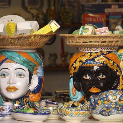 The Legendary Caltagirone Ceramics of Sicily