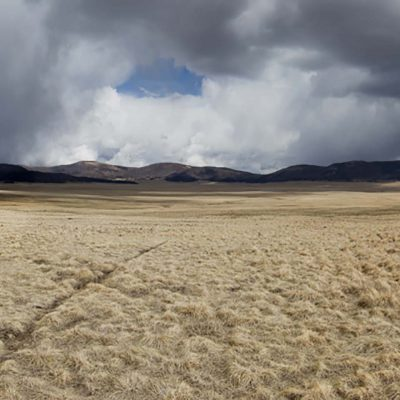 Bowl of Time: Valles Caldera National Preserve by Tom Ribe