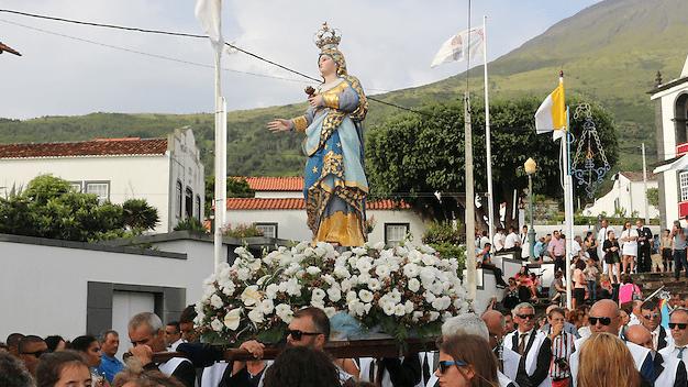 Azores Islands | The Bom Jesus Festival on Pico