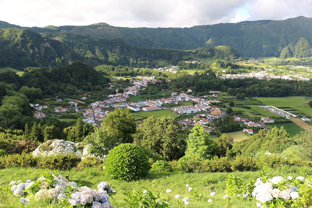 Azores Islands | View of Furnas