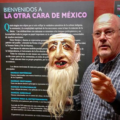 Bill LeVasseur: Founder of Another Face of Mexico Mask Museum