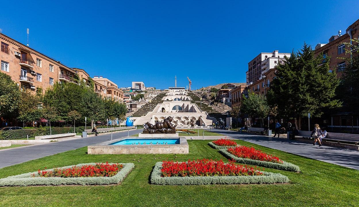 Armenian culture | Yerevan Cascade