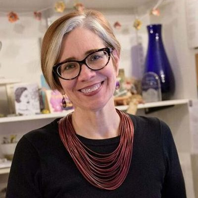 Podcast Interview with Debra Kerr, Executive Director, Intuit Center for Intuitive & Outsider Art