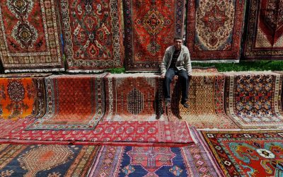 Yerevan Vernissage Carpets