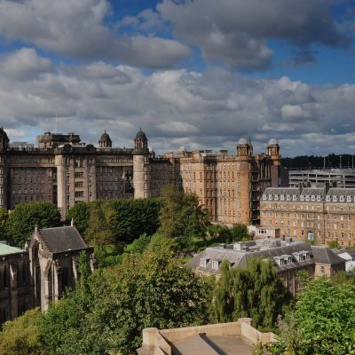 Peter Trowles on Architecture of Glasgow, Charles Rennie Mackintosh Designs & Art Nouveau Movement