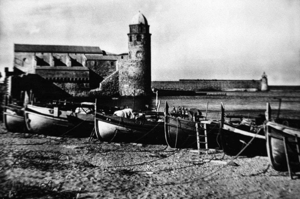 Collioure, France c1920
