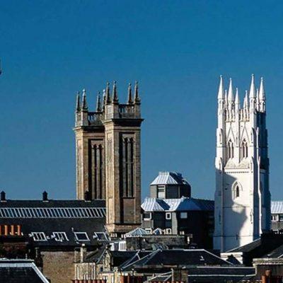 Peter Trowles on Architecture of Glasgow, Charles Rennie Mackintosh Designs & Art Nouveau Movement