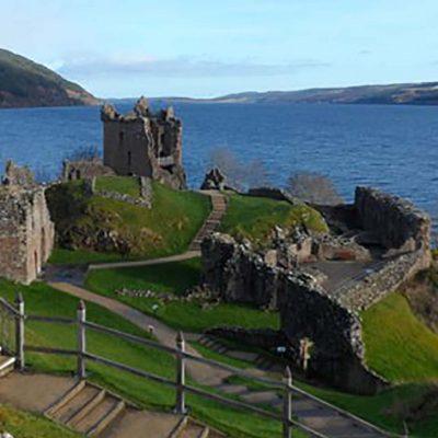 The Great Scottish Castle Trail by David Weinczok