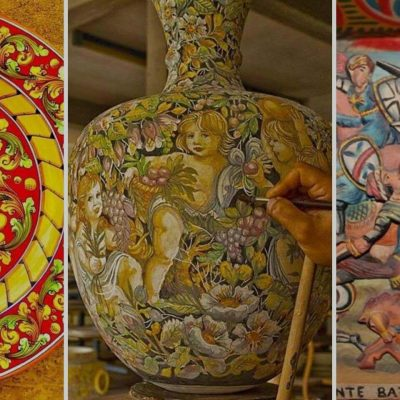 Ignazio Altieri & Sicilian Ceramics Tell the Story of the History of Sicily