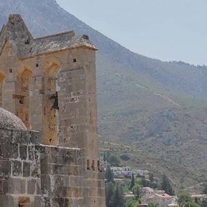Cyprus: Saint Neophytos Monastery of Lower Paphos