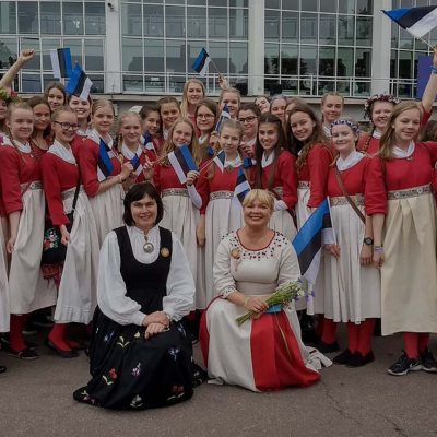 Kaie Tanner, Estonian Choir Conductor, on Song & Identity