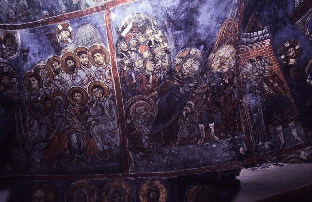 Agios Neophytos Fresko