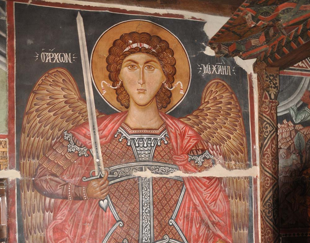 Church of the Archangel Michael - Cyprus Itinerary