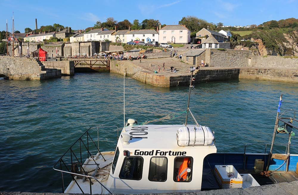 Cornwall Harbour - Charlestown Shipwreck and Heritage Centre Cornwall