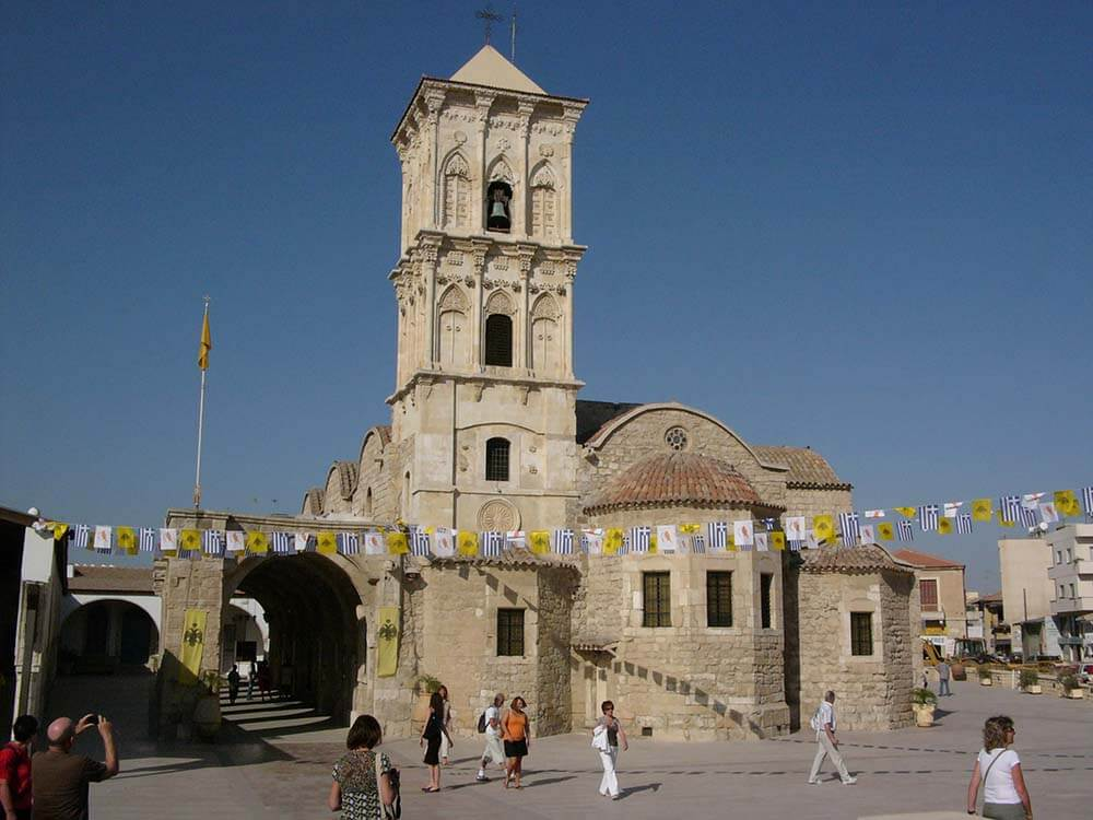 Things To Do in Cyprus | Cyprus Lazarus Church