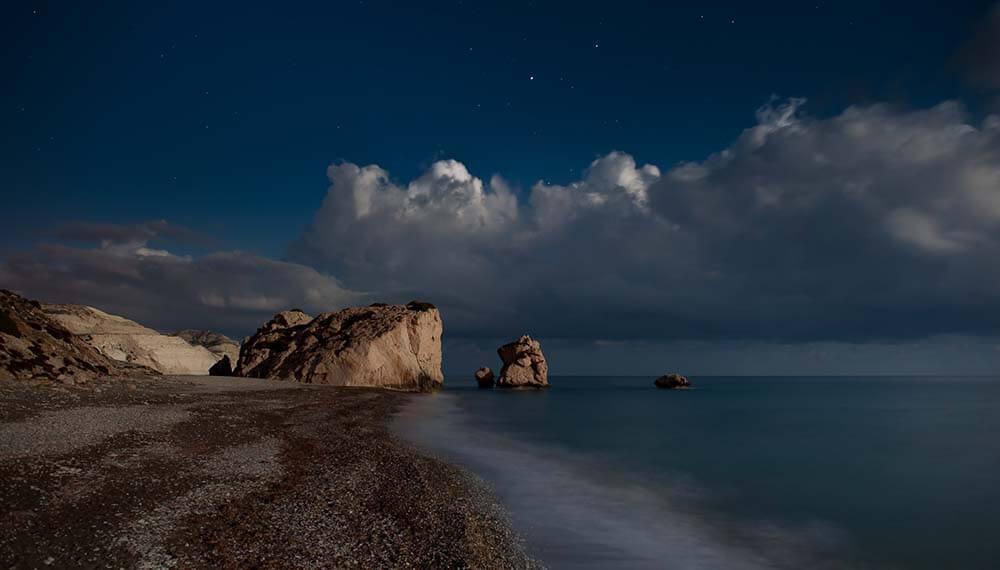 Petra tou Romiou Cyprus - Cyprus Itinerary