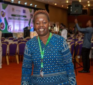 Community Tourism   Grace Nderitu, CEO, Ecotourism Kenya