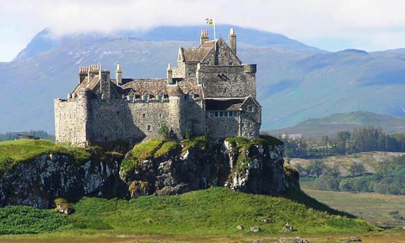 Castles in Scotland | Duart Castle