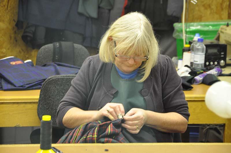The Scottish Kiltmaker Visitors Center