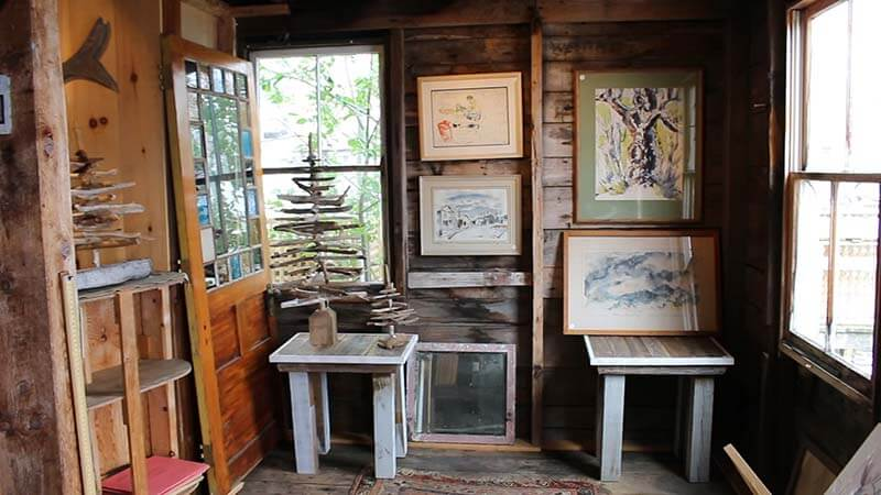 Best Things To Do in Maine | Art of Evelyn Kok Gallery
